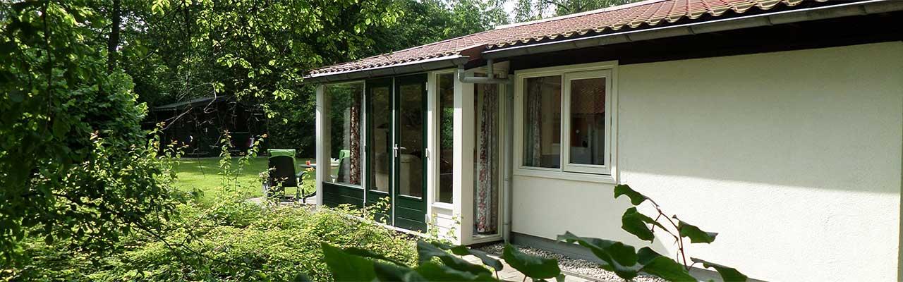 Ga naar bungalow huren in Drenthe