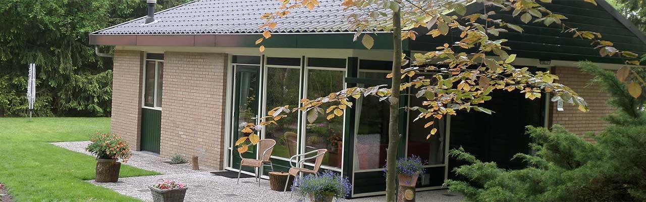 Ga naar bungalow huren in Friesland