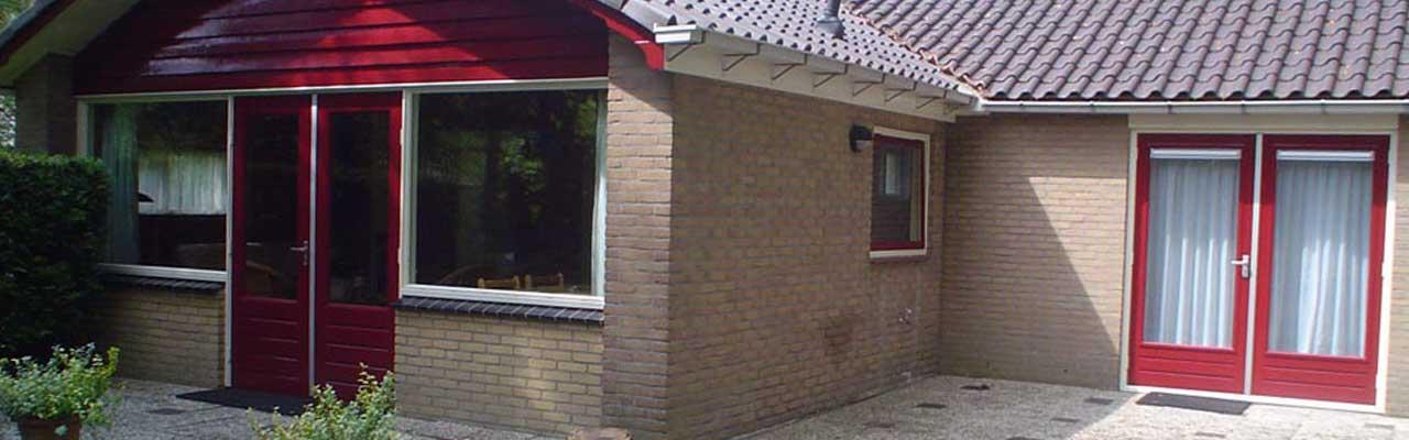 Huur een bungalow in drenthe of friesland bij countryhomes for Tijdelijke woonruimte